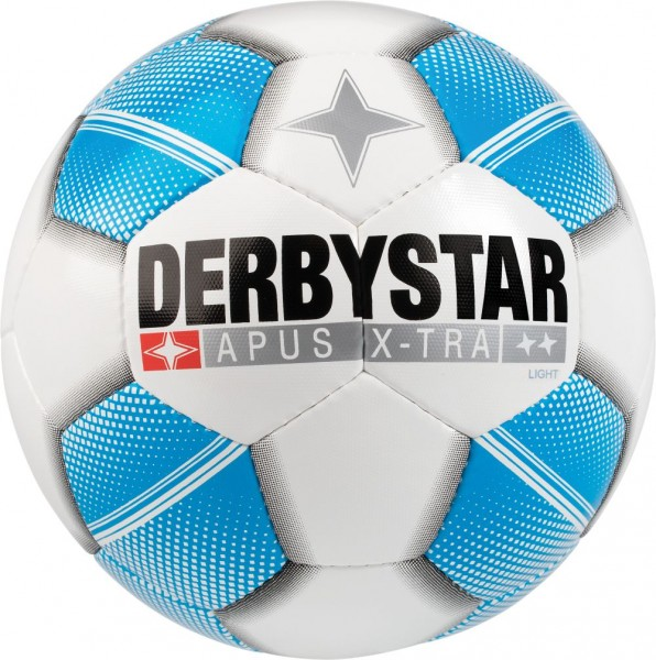 Derbystar Fußball Apus X-Tra Light Gr. 4