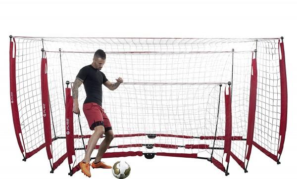 Pure 2Improve faltbares, tragbares Fußball-Tor 244cm x 152cm