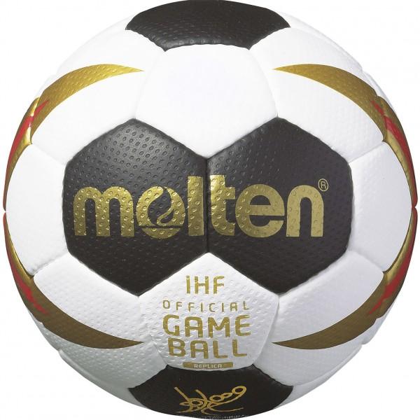 Molten Handball H0X3200-W7G Frauen WM 2017 Gr.0