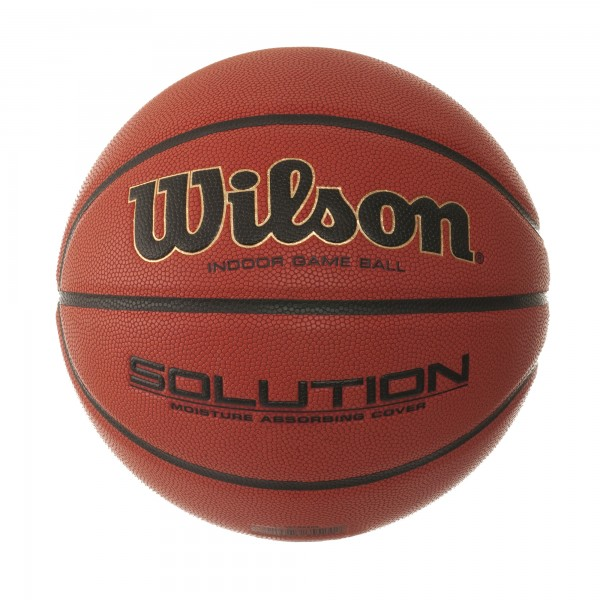 Basketball Wilson Solution Indoor Official