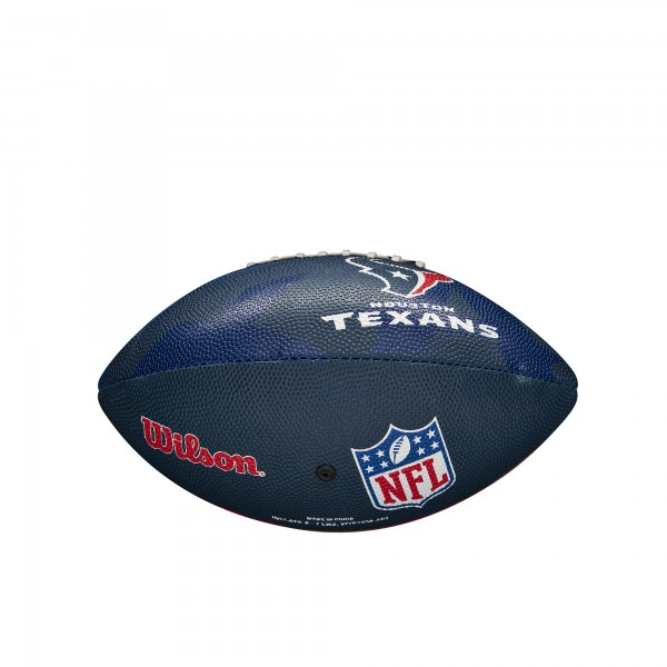 Wilson Football NFL JR Houston Texans WTF1534XBHU