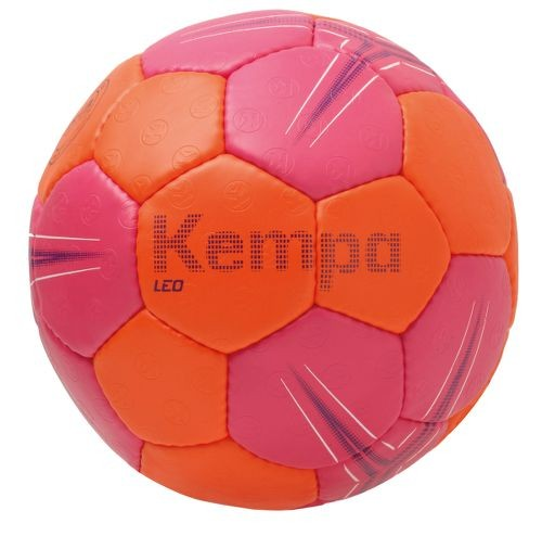 Kempa Handball Leo rose/carrot/purple