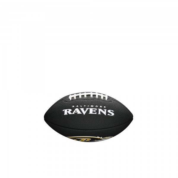 Wilson Football NFL Team Logo Mini Baltimore Ravens WTF1533BLXBBA