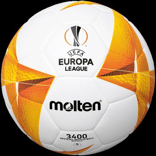 Molten Fußball UEFA Europa League Replica F5U3400-GO