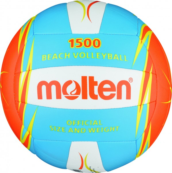 Molten Beachvolleyball V5B1500-LO/V5B1500-CO