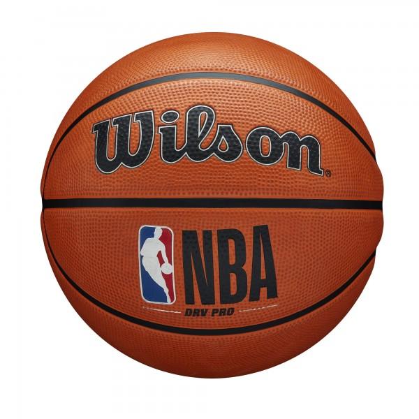 Wilson Basketball NBA DRV Pro Gold brown