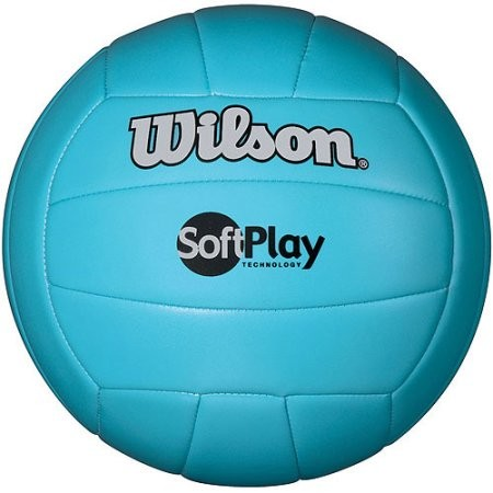 Wilson Beachvolleyball Soft Play blau