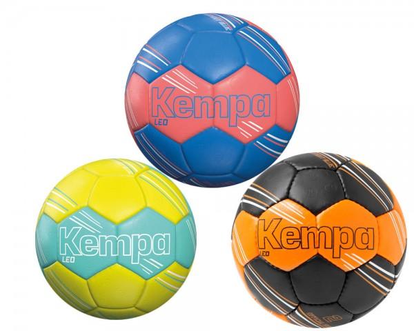Kempa Handball Leo fluo rot/kempablau