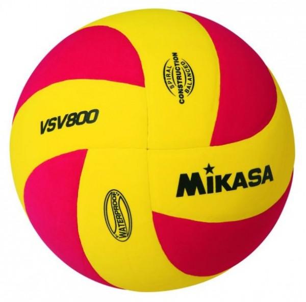 Mikasa Hallen/Beachvolleyballpaket VSV 800 1169 - 5 oder 10 Bälle