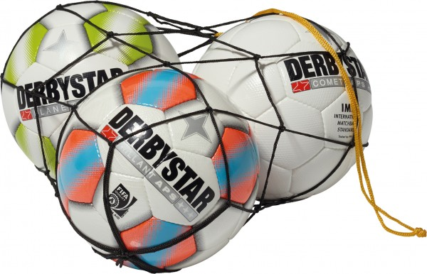 Derbystar Ballnetz für 10 Bälle