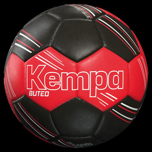 Kempa Handball Buteo rot/schwarz