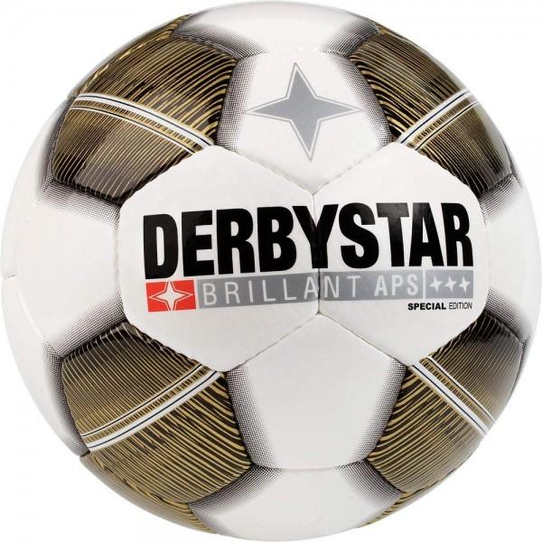 Derbystar Brillant APS Special Edition weiß/gold Gr.5