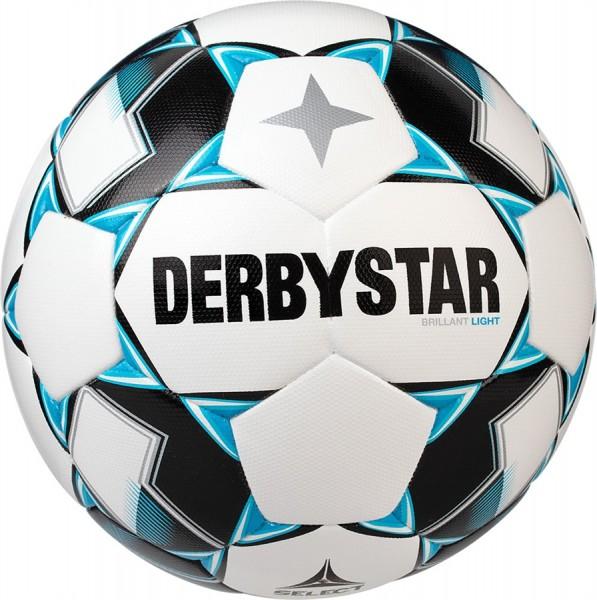 Derbystar Fußball Brillant Light DB Top-Jugend Trainingsball