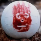 Wilson Beachvolleyball Mr.Wilson ( Cast Away )