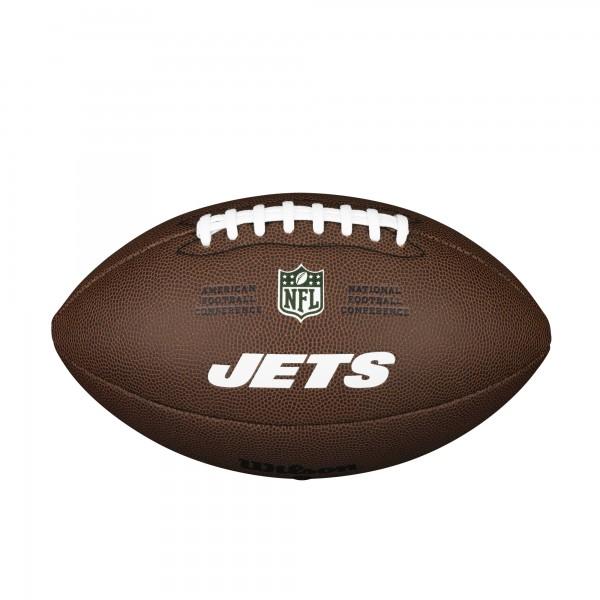 Wilson Football NFL Team Logo New York Jets WTF1748NJ