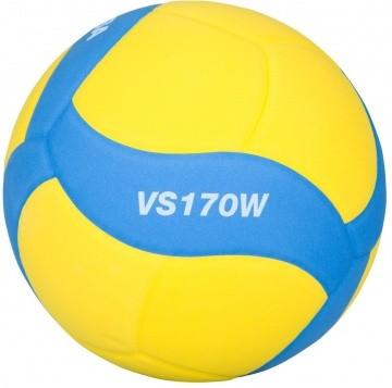 Mikasa Volleyball VS170W-Y-BL -1136