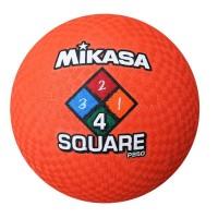 Mikasa Dodgeball P850 Orange 1123