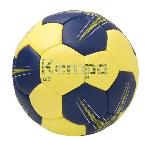 Kempa Handball Leo deep Blue/lime yellow