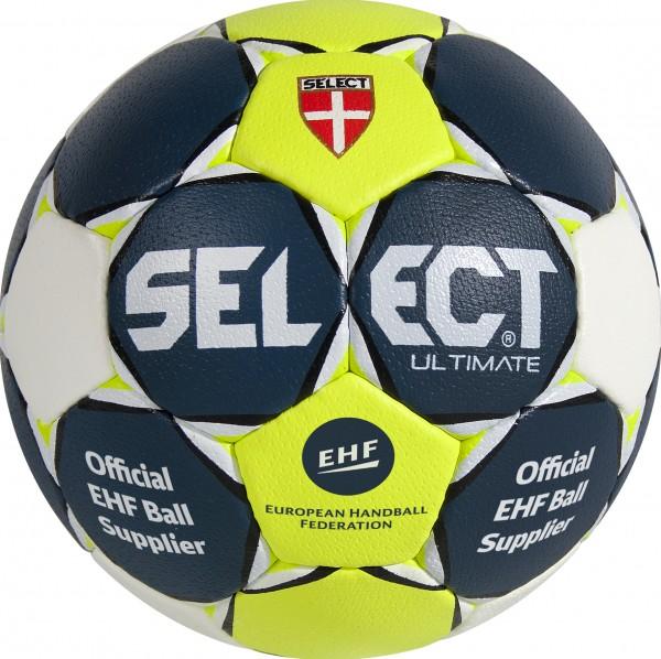 Select Handball Ultimate blau-gelb-weiß