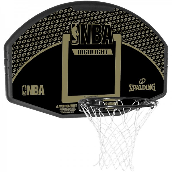Spalding Backboard NBA Composite Highlight Fan