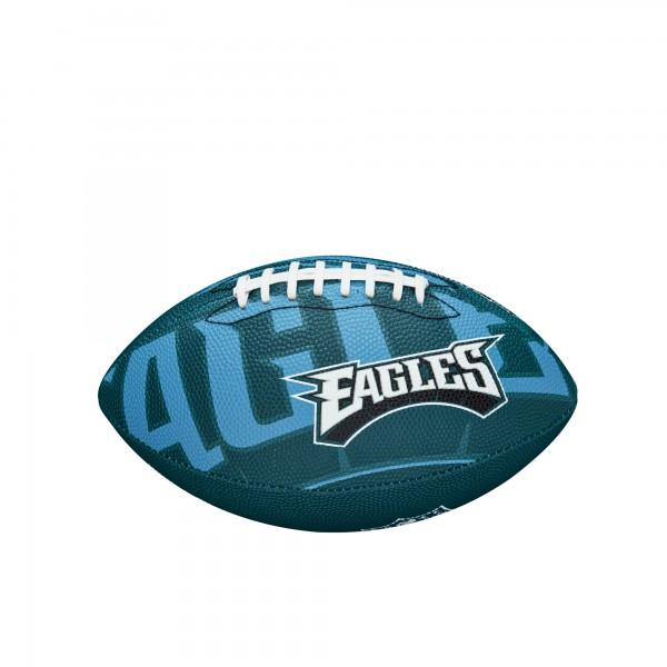 Wilson Football NFL JR Philadelphia Eagles WTF1534XBPH