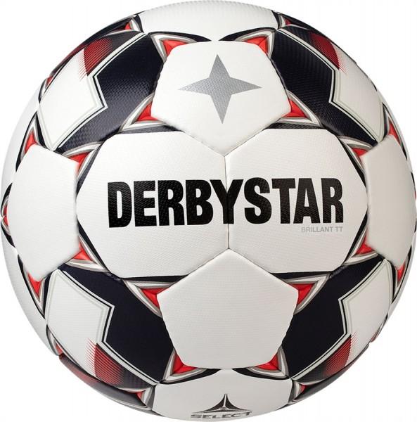 Derbystar Fußball Brillant TT AG Top-Trainingsball