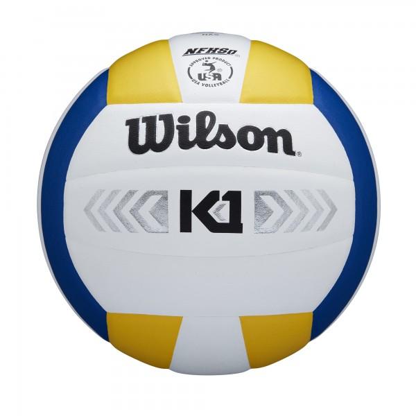 Wilson Volleyball K1 Silver Indoor