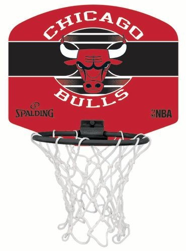 "Spalding Mini-Backboard NBA-Miniboards ""Chicaco Bulls"""