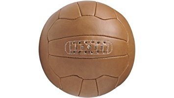 Fußball Retro Kunstleder Gr. 5