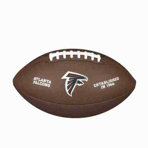 Wilson Football NFL Team Logo Atlanta Falcons WTF1748AT