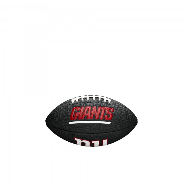 Wilson Football NFL Team Logo Mini New York Giants WTF1533BLXBNG
