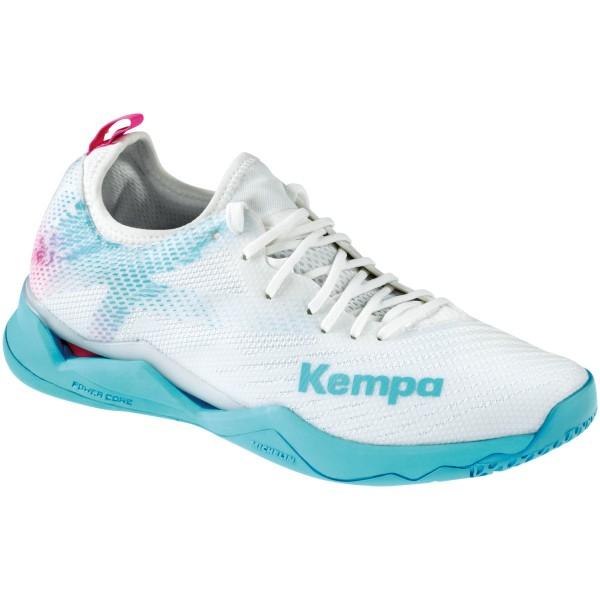 Kempa Handballschuhe Wing Lite 2.0 Women weiß/aqua