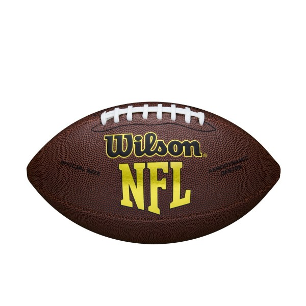 Wilson Football NFL Force Official Deflat WTF1455X