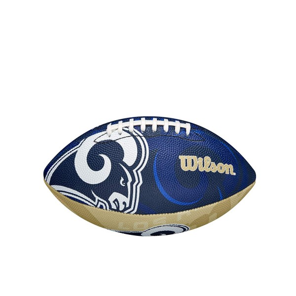 Wilson Football NFL JR Los Angeles Rams WTF1534XBLA