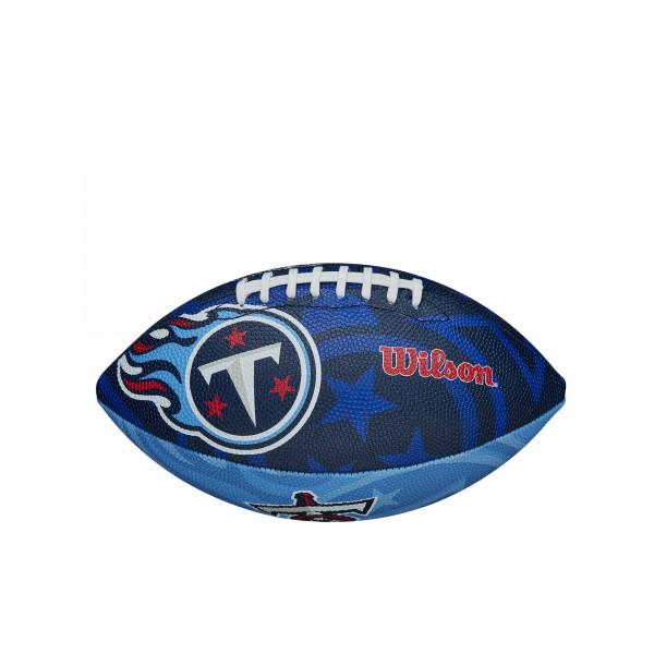 Wilson Football NFL JR Tennessee Titans WTF1534XBTN