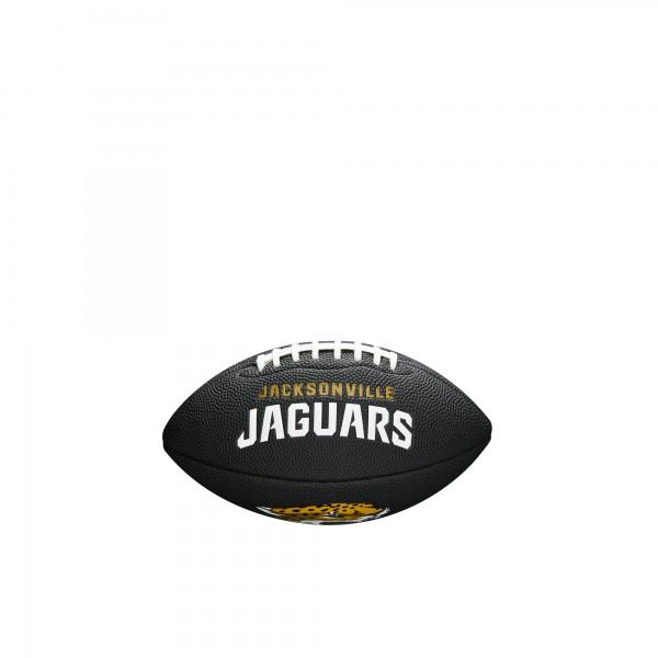 Wilson Football NFL Team Logo Mini Jacksonville Jaguars WTF1533BLXBJX