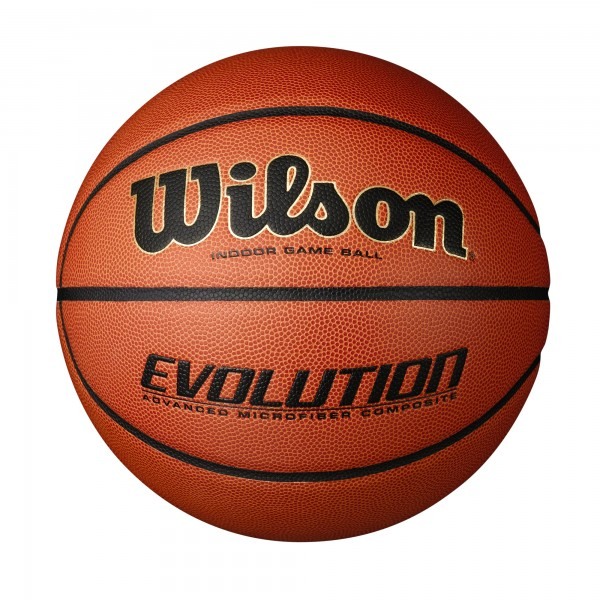 Wilson Basketball EVOLUTION Game Ball