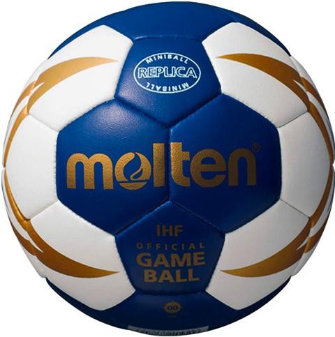 Molten Handball H00X300-BW Gr.00