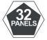 32-Panel-Ball