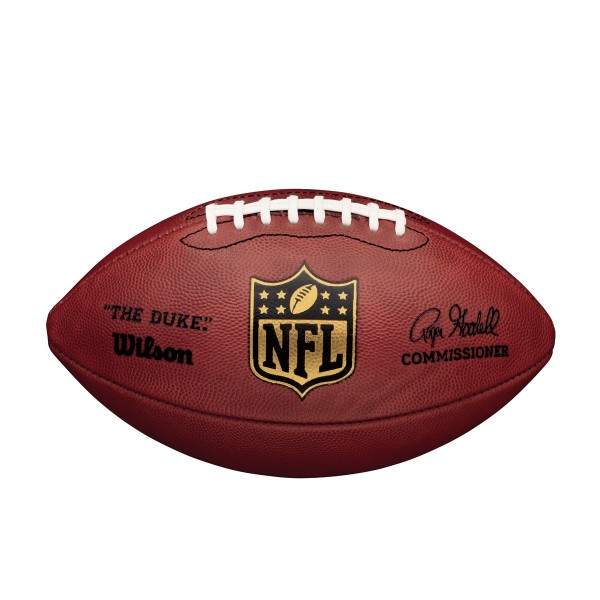 Wilson Football the Duke NFL Game Ball WTF1100