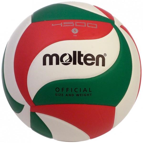Molten Hallenvolleyball V5M4500-DE Ballgröße: 5