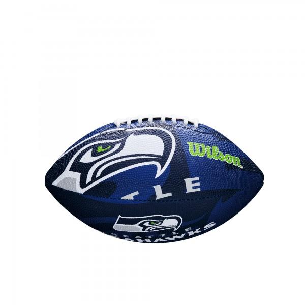 Wilson Football NFL jr Seattle Seahawks WTF1534XBSE