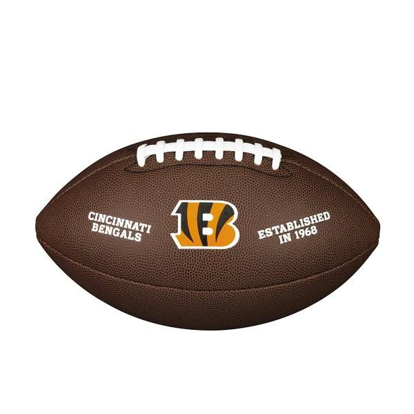 Wilson Football NFL Team Logo Cininnati Bengals WTF1748CN