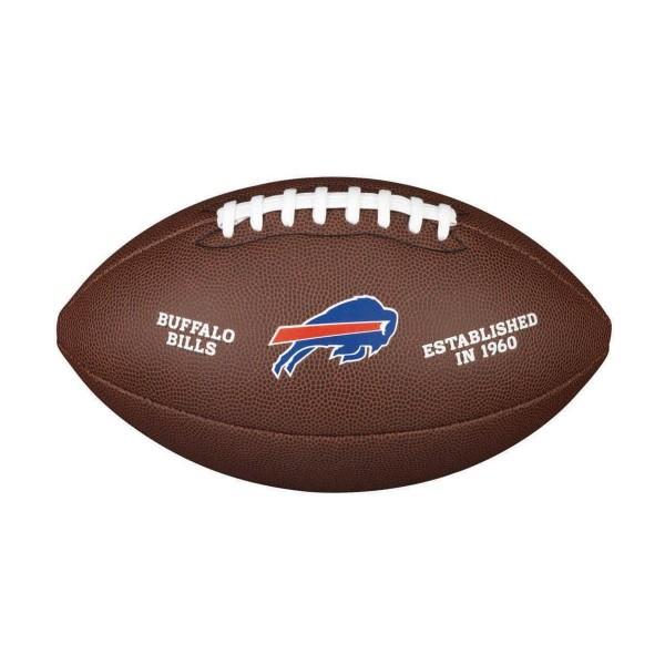 Wilson Football NFL Team Logo Buffalo Bills WTF1748BF