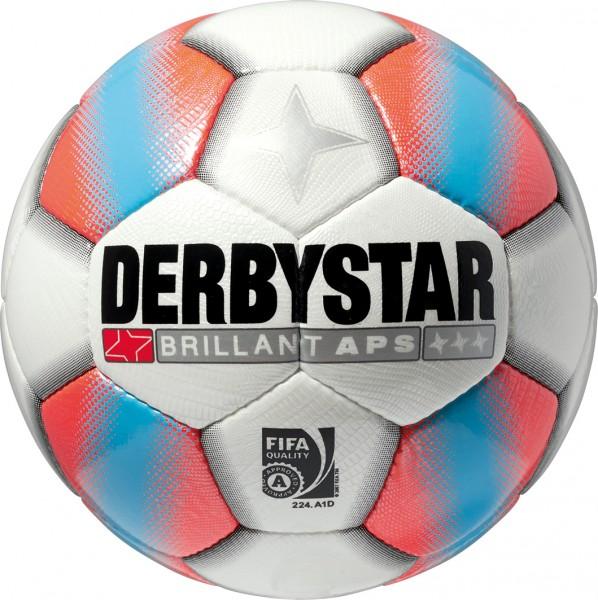 Derbystar Fußball Brillant APS Orange
