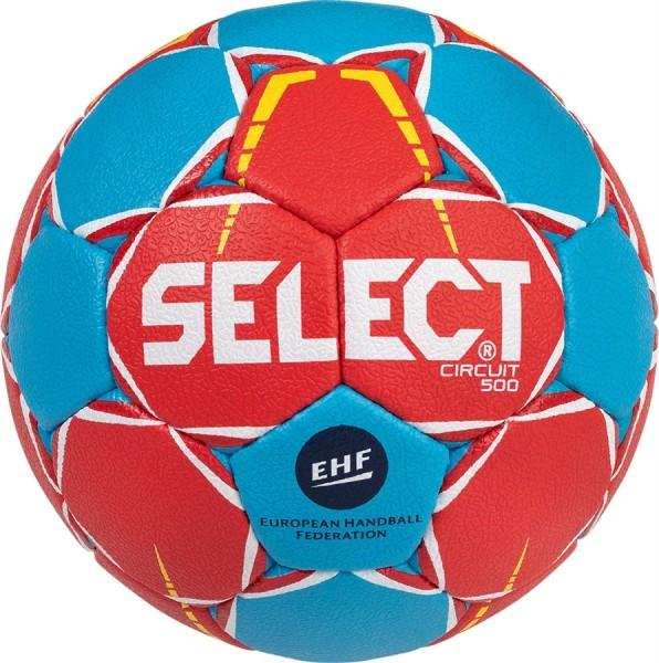 Select Handball Circuit Gewichtsball blau/rot