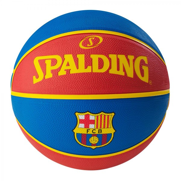 Spalding Basketball Euroleague El Team Ball FC Barcelona