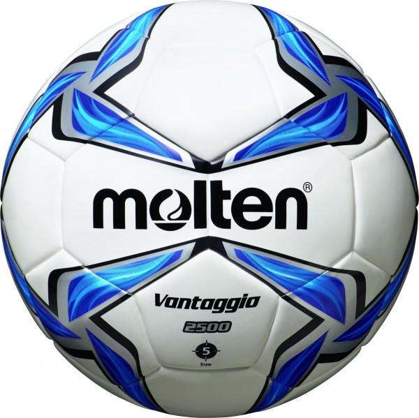 Molten Ballpaket Fußballpaket Club-Paket (10xF5V2500+Ballnetz)
