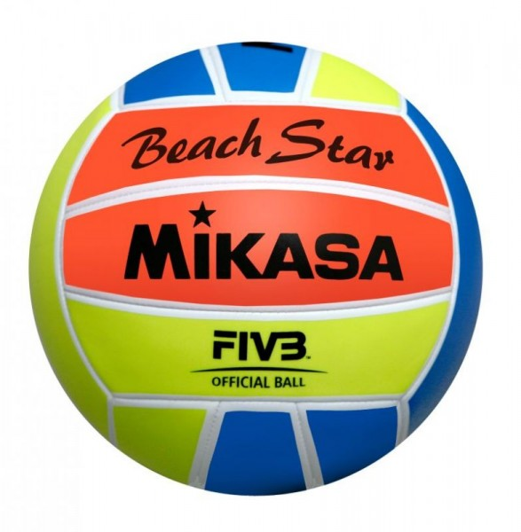 Mikasa Beachvolleyball Beach Star 1633